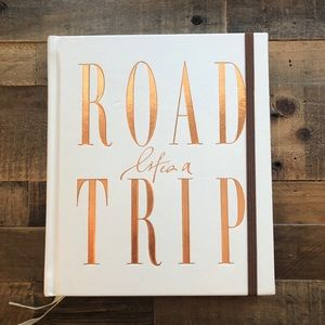 NWT! Life's a Road Trip Journal